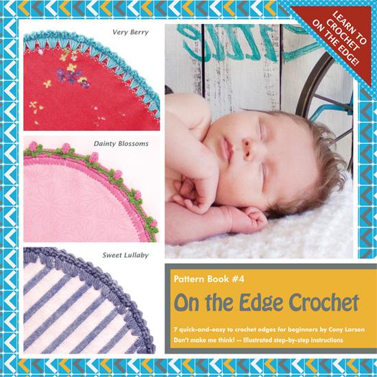 On the Edge Crochet Book #4